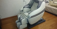 Отзыв о массажном кресле InadaDreamWave